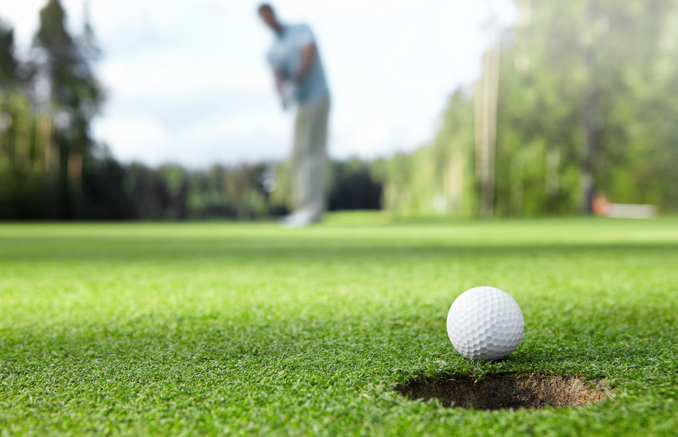 Sanctuary Golfer